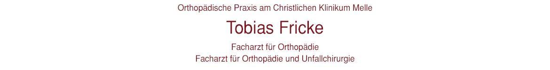 Tobias Fricke